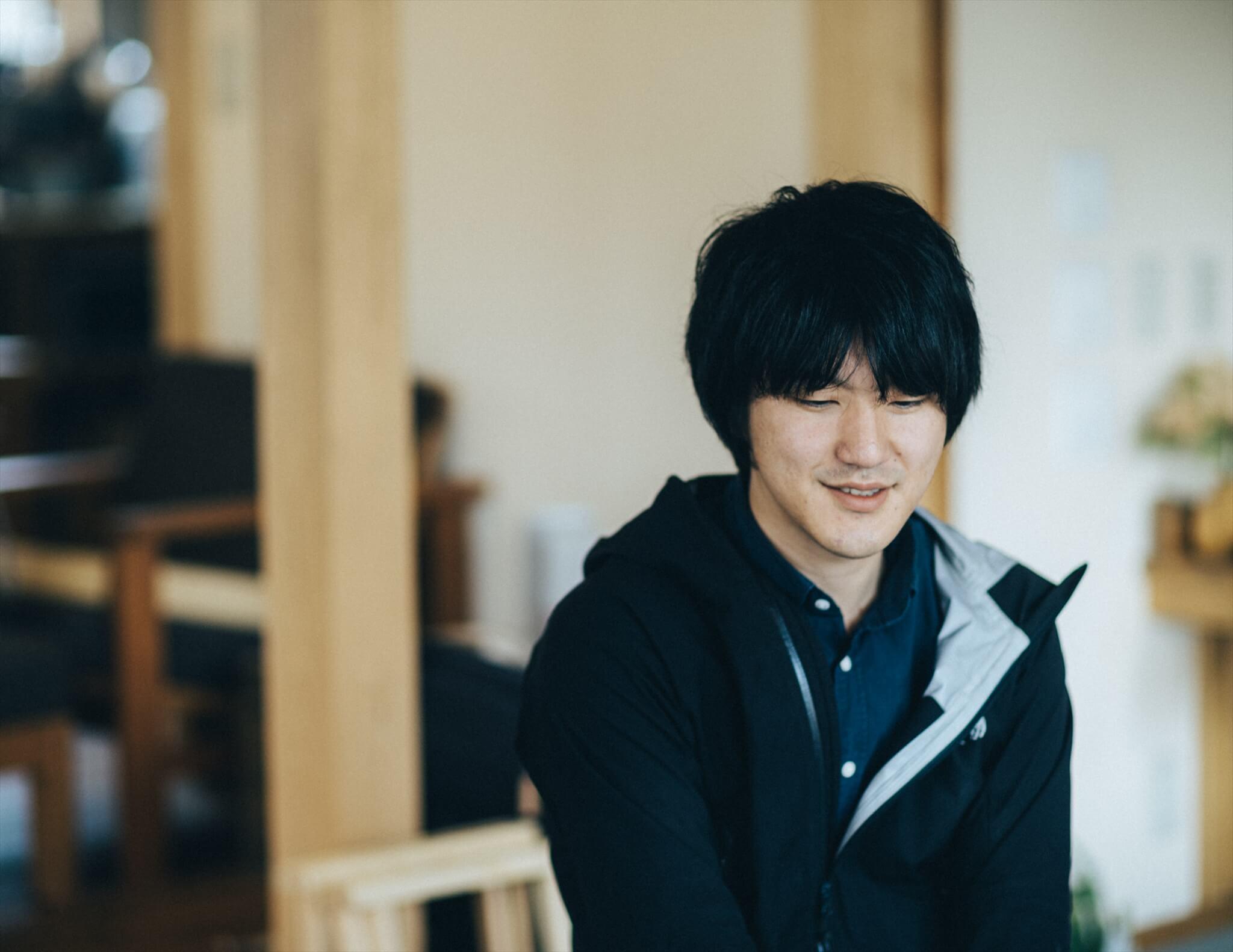 三重県出身の奥田さんは大学進学をきっかけに長野へやってきた